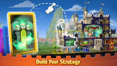 Fortress of Champions MOD APK v1.16.44099 for Android Original Version Terbaru 2018