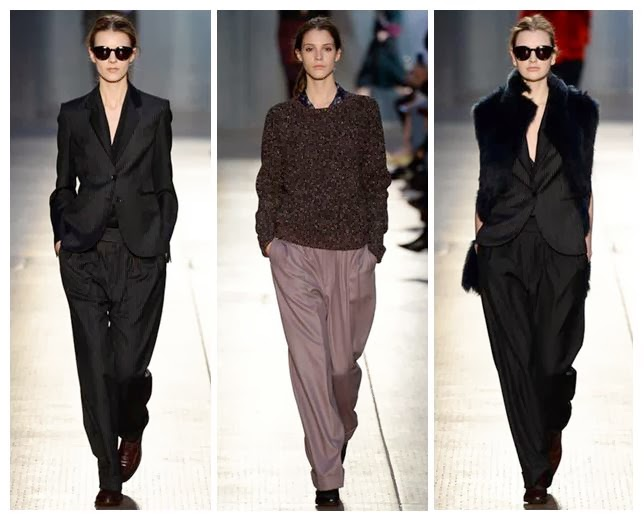Suits for women by Paul Smith