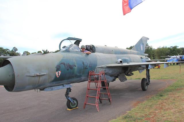 Aeropark-Vrsar-Istria-Croatia-Army-airplane-cockpit