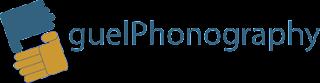 Guelphonography logo