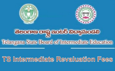 TS Inter revaluation date 2019-2020, recounting, application form