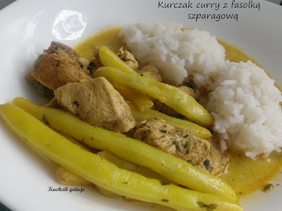 Curry z kurczka