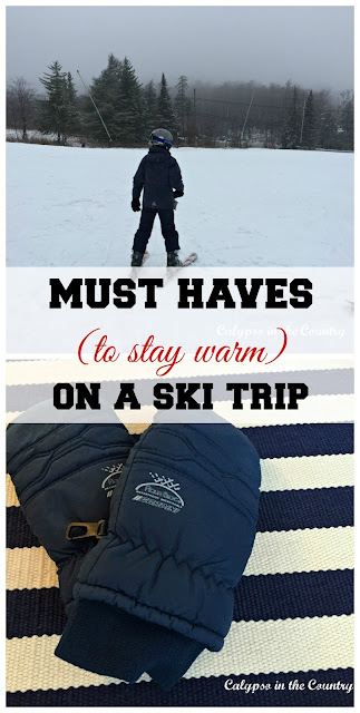 Must Haves to Stay Warm on a Ski Trip