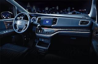 Nội thất Honda Odyssey