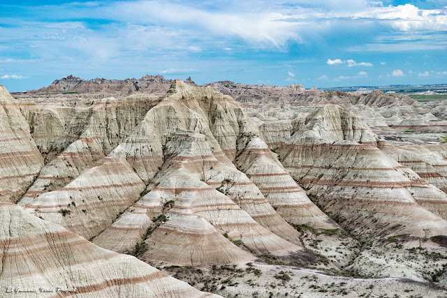 Badlands National Park - Dakota del Sur por El Guisante Verde Project
