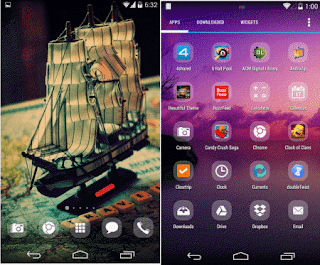 download aplikasi android keren  terbaru beautiful theme
