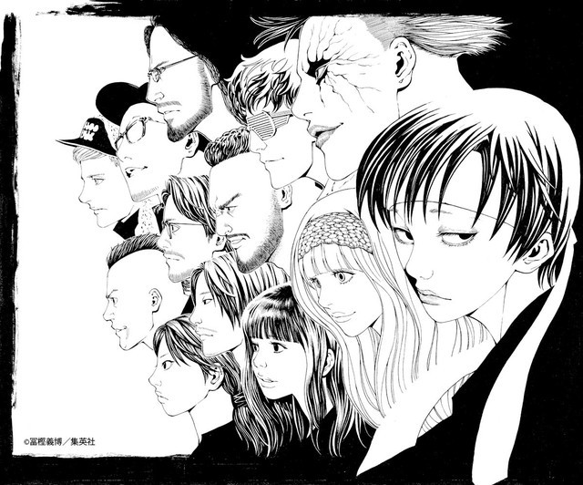 Jun Togawa, Yoshihiro Togashi, Togawa, Togashi, Hunter x Hunter, avante-garde, rock, metal, band, anime, manga, anime music, music, Japanese music, Japanese culture