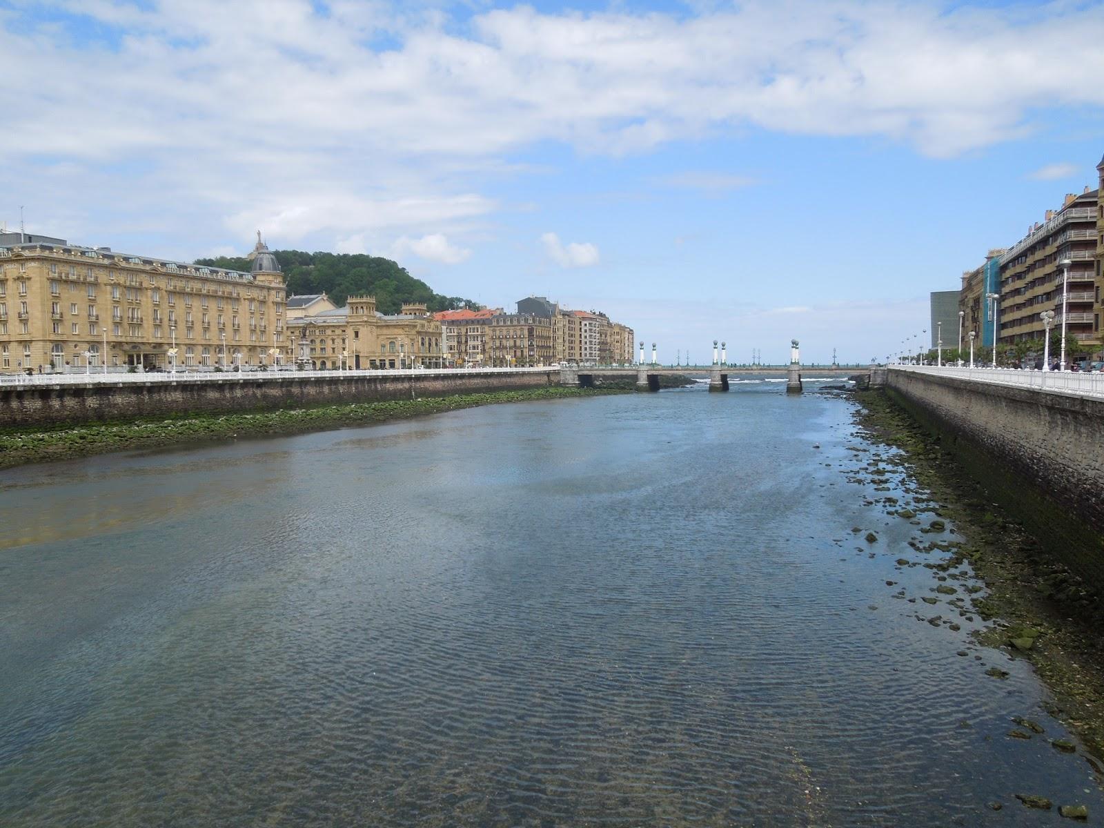 La Viajera Fin De Semana Exprés En San Sebastián