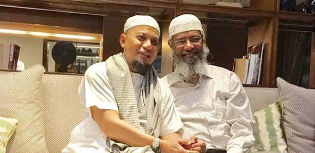 Pemerintah Malaysia Pastikan Dakwah Zakir Naik Bebas dari Terorisme