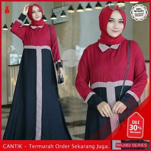 Jual RRJ062D144 Dress Marlon Dress Wanita Mc Terbaru Trendy BMGShop