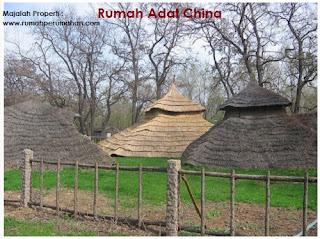 Rumah Adat Unik di Dunia dan Penjelasannya, Rumah Adat China