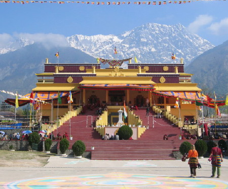 Dharamsala Tourist Guide - Places to Visit Dharamsala Himachal