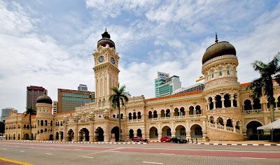 Bangunan Abdul Samad,Selangor