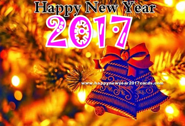 Happy New Year 2017 wallpaper for Facebook