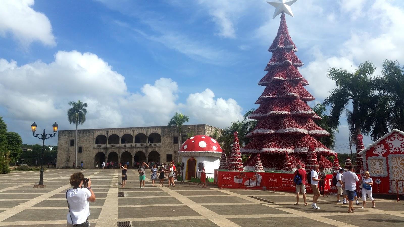 Santo Domingo Stolica Dominikany