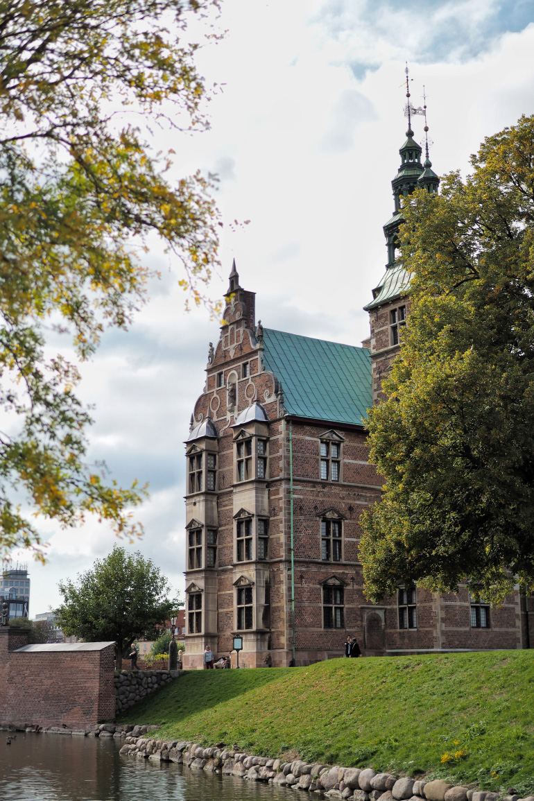 Visiter le château de Rosenborg à Copenhague