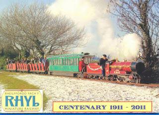 Centenary 1911-2011