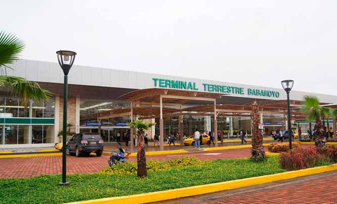 Terminal terrestre Babahoyo