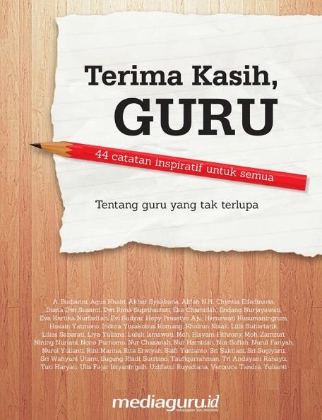 "Buku ""Terima Kasih, Guru"" Telah Launching pada 11 Desember 2016"