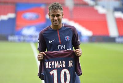 #10 Neymar