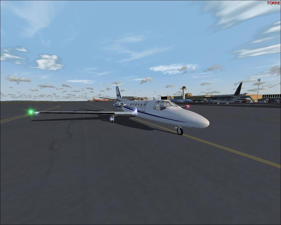 FS2004 Eaglesoft Cessna Citation IISP - xsonarprocess