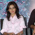 Madhu Shalini Cute Pics at Vaadu Veedu Movie Success Meet