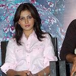 Madhu Shalini Cute Pics at Vaadu Veedu Movie Success Meet