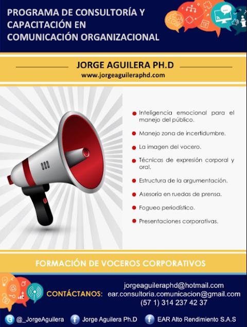 FORMACIÓN DE VOCEROS CORPORATIVOS
