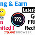 Mcent Browser Unlimited Earning is Hacked by krishna
