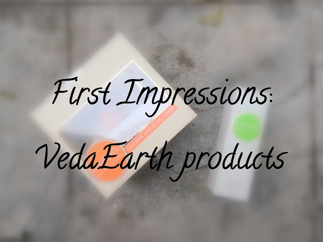 FIRST IMPRESSIONS: Veda Earth Products image