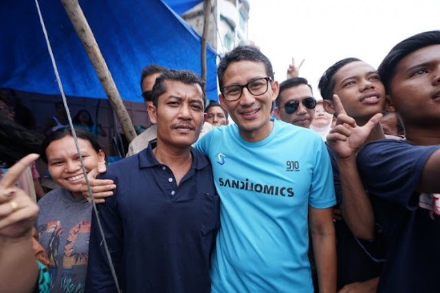 Sandiaga Bisa Tarik Para Pendukung Jokowi