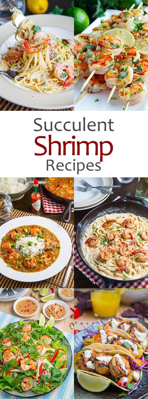 Succulent Shrimp Recipes
