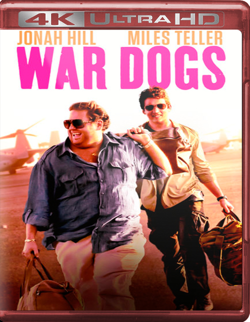 War Dogs [2016] [UHD] [2160p] [Latino – Castellano]