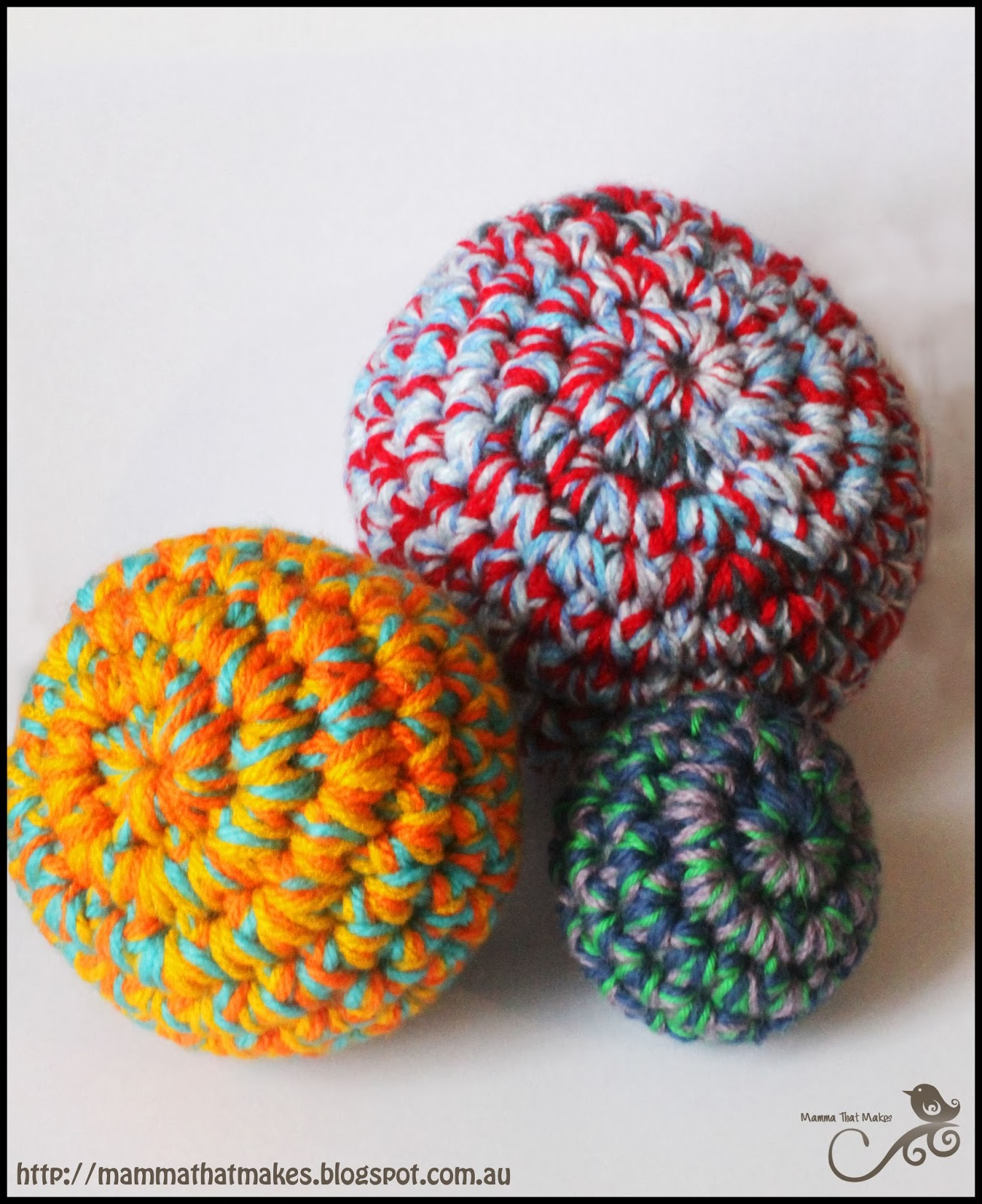 Ravelry: Ideal Sphere pattern by Emily Premise-Conclusion | 1600x1305