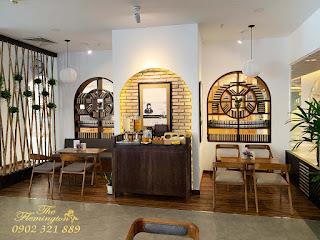 Cafe Trung Nguyên Legend tại tòa nhà Flemington Quận 11 - hình 6