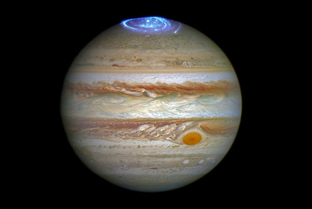 Astronomers Make Chilling Discovery About Jupiter