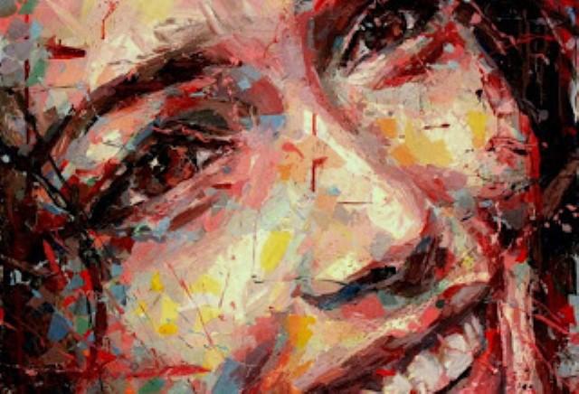 Акриловые картины. Henri Lamy 22