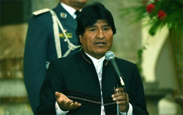 Presidente Morales destituye autoridades de AAPS y EPSAS