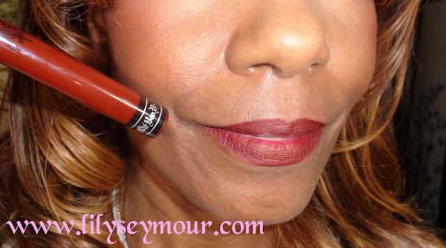 Kat Von D Vampria Liquid Lipstick