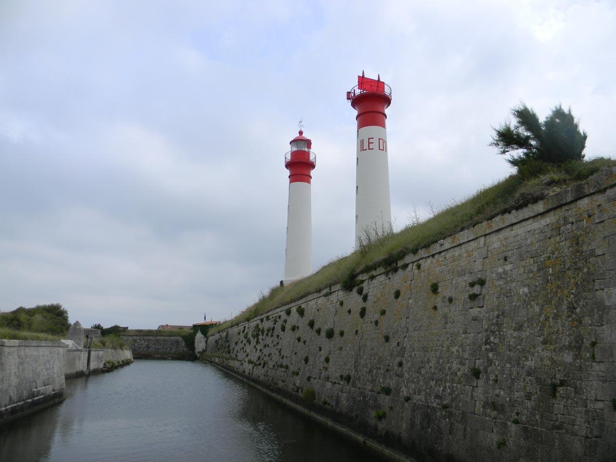 Phares île d'Aix