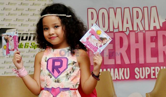 Lirik Lagu Romaria - Sambalado (Versi Anak)