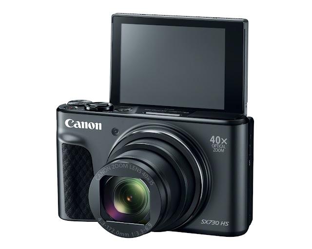 Canon te invita a capturar sus recuerdos con la nueva cámara digital PowerShot SX730 HS