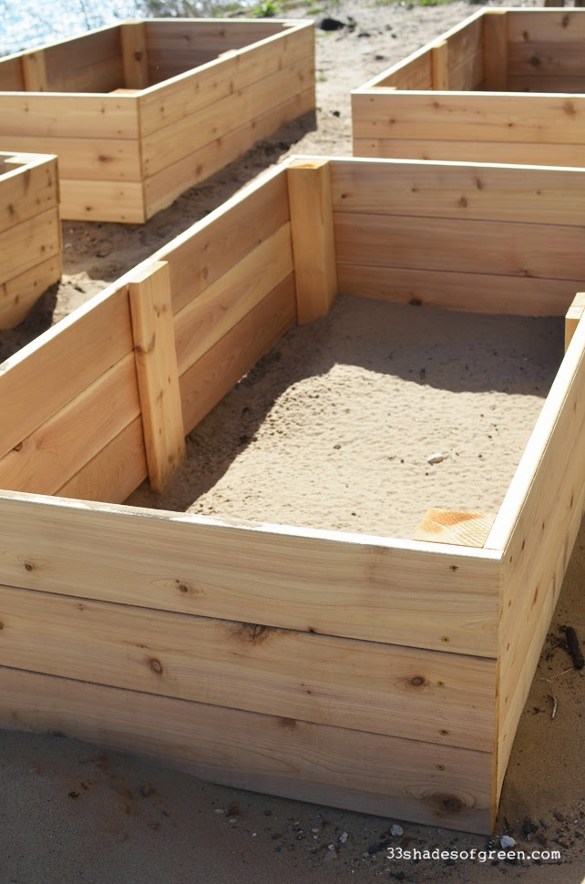 Build Your Own Vegetable Garden Set