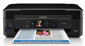 Epson XP-330 Driver Download - Windows, Mac free