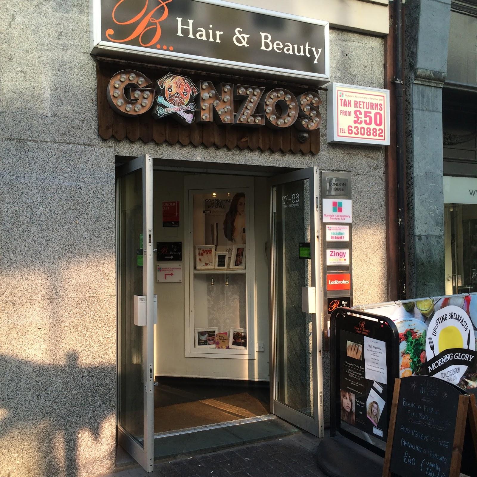 Gonzo S Tea Room