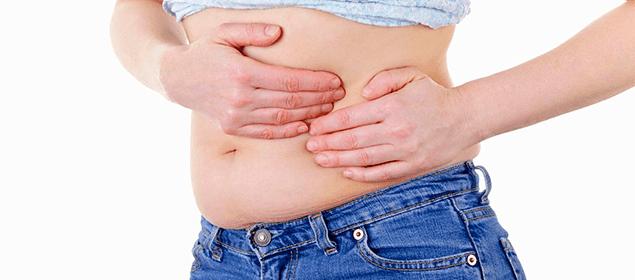 cómo desinflamar el abdomen hinchado