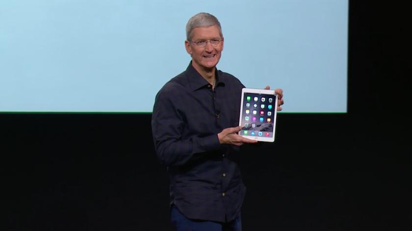 Apple新品上市:iPad、iMac硬體風采不如軟體、Apple Pay下周一開放下載
