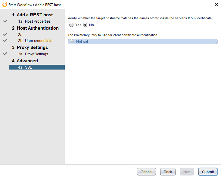 The Self-Healing Data Center (Part 4) - Configuration of the vRO