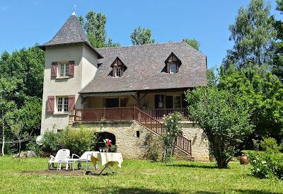 photo de la maison