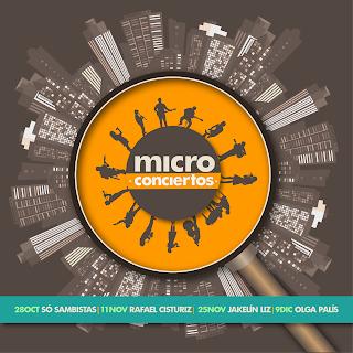 Flyer 1er. Ciclo Micro Conciertos de Caracas